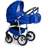 Carucior MyKids Germany 3 in 1 blue regal