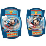 Set cotiere si genunchiere Seven Mickey