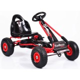 Go Kart Moni Racer rosu