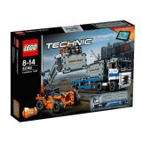 LEGO Technic Transportoare de Containere 42062