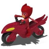 Motocicleta Dickie Toys Eroi in Pijama Moon Rover cu figurina Owlette {WWWWWproduct_manufacturerWWWWW}ZZZZZ]