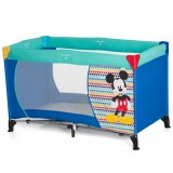 Patut pliabil Hauck Dream'n Play Mickey Geo blue