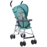 Carucior Bertoni - Lorelli Light green & grey friends