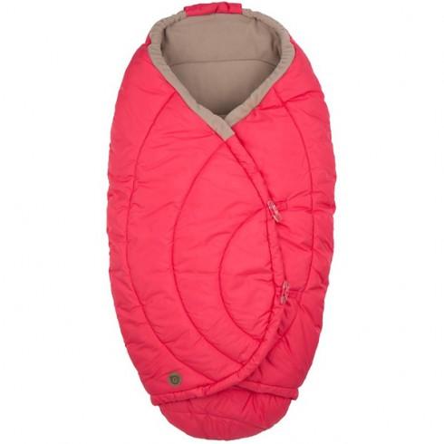 Sac de dormit Gmini roz