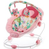 Scaunel balansoar Baby Mix Grand Confort Sensation pink