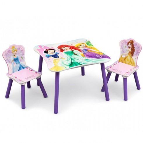 Set Delta Children Disney Princess Friendship