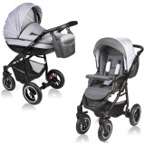 Carucior Vessanti Crooner 2 in 1 gray