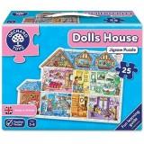 Puzzle de podea Orchard Toys Casa 25 piese