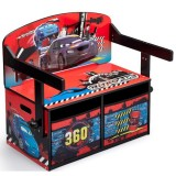 Bancuta Delta Children Disney Lightning McQueen 2 in 1
