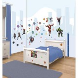 Kit decor Walltastic Avengers
