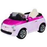 Masinuta Peg Perego Fiat 500 pink