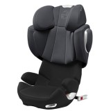 Scaun auto Cybex Solution Q 2 Fix storm cloud cu Isofix