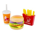Set Fast Food New Classic Toys