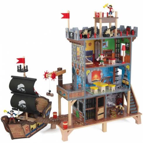 Set KidKraft Golful Piratilor
