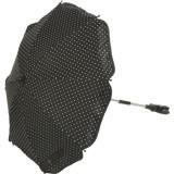 Umbreluta parasolara pentru carucioare Fillikid 70 cm black