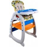 Scaun de masa Arti New Style 505 portocaliu