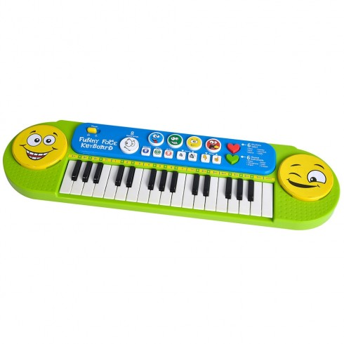 Orga Simba My Music World Funny Keyboard {WWWWWproduct_manufacturerWWWWW}ZZZZZ]