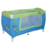 Patut Bertoni - Lorelli Danny blue & green car cu 1 nivel