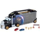Camion Klein Mack cu rampa de iesire pentru masinute