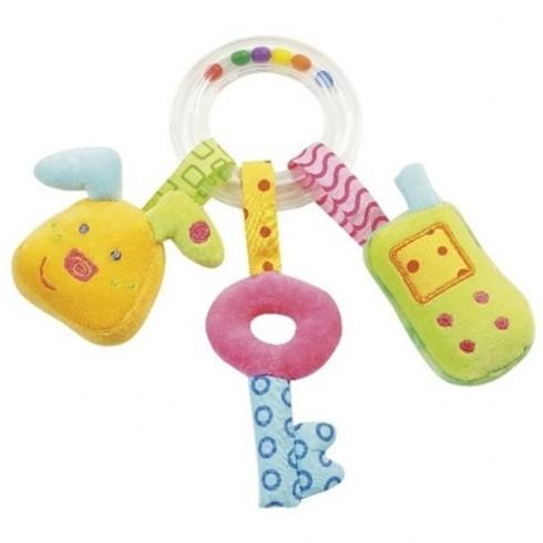 Jucarie zornaitoare Brevi Soft Toys 142242