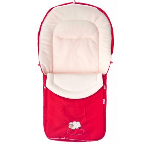 Sac de dormit Sensillo polar Red {WWWWWproduct_manufacturerWWWWW}ZZZZZ]