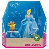 Set 2 figurine Bullyland Cenusareasa