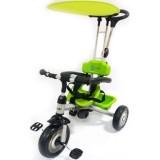 Tricicleta Carello 3cycle verde