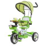 Tricicleta Chipolino Friends green 2014
