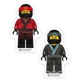 LEGO Ninjago Set 2 Radiere Kai si Nya