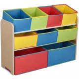 Organizator Delta Children Deluxe multicolor