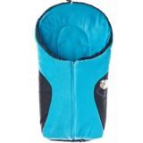 Sac de dormit Sensillo auto polar Turquoise