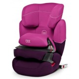Scaun auto Cybex Isis-Aura Fix purple rain cu Isofix