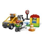 LEGO Duplo - Masina de Tractare