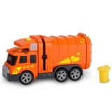 Masina de gunoi Dickie Toys Mini Action Series City Cleaner portocaliu {WWWWWproduct_manufacturerWWWWW}ZZZZZ]