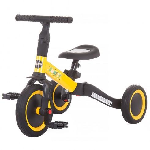 Tricicleta si bicicleta Chipolino Smarty 2 in 1 yellow {WWWWWproduct_manufacturerWWWWW}ZZZZZ]