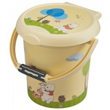 Cos pampers cu clapeta Rotho Baby Design Style winnie the pooh