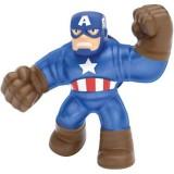 Figurina Character Marvel Heroes of Goo Jit Zu Captain America