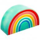 Lampa de veghe led Sass & Belle cu baterii Rainbows