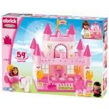 Set Ecoiffier Abrick Castelul Printeselor