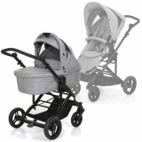 Carucior Circle ABC Design Como 4 2 in 1 grey