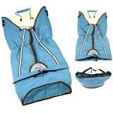 Sac de dormit Skutt Lux 3 in 1 blue