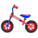 Bicicleta fara pedale Milly Mally Dragon Air blue red