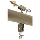 Carlig KBT model curled hook pentru leagan