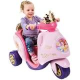 Motocicleta Feber Scooty Disney Princess
