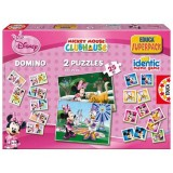 Set Educa Minnie 4 in 1
