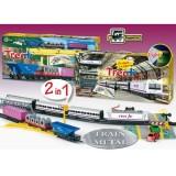 Trenulet electric Pequetren Renfe Tren+