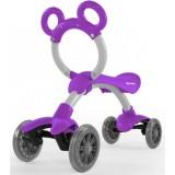 Vehicul fara pedale Milly Mally Orion Flash cu roti luminoase Violet