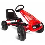 Kart cu pedale Ricokids Gokart RK-593 759300 Rosu
