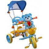 Tricicleta cu copertina Arti 290c albastru