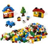 LEGO Build & Rebuild - Distractie cu Caramizi